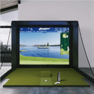 Golf Simulators for at Home - Foresight Sports GCQuad Golf Simulator