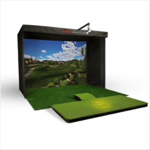 Golf Simulators for at Home - TruGolf Vista 12 Golf Simulator